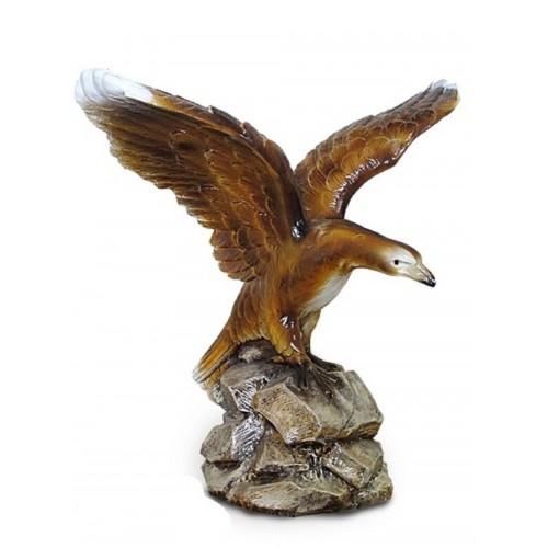 Орел на скале U07497