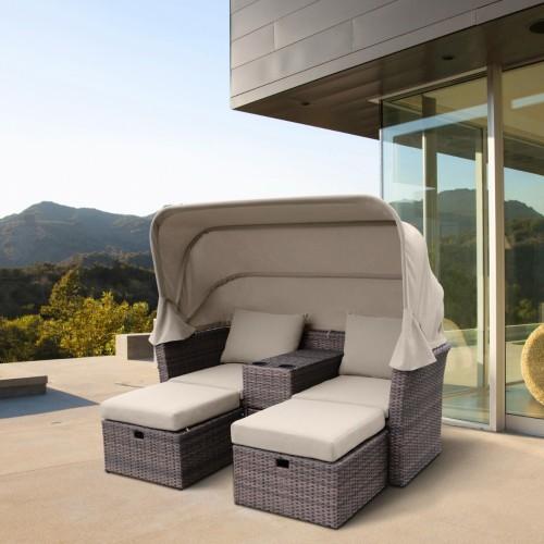 Комплект мебели AFM-330 Brown