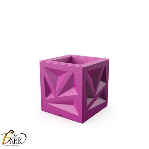 Кашпо Icelandic Cube DB