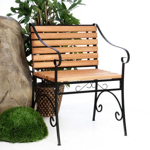Кресло садовое 880-52R с деревом